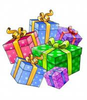 Подарки и призы